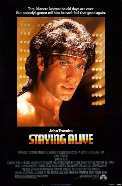 Staying Alive - 1983 - tt0086361 - Poster