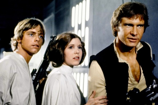 We discuss how Star Wars Episode 4: A New Hope changed our lives and how it's impact changed cinema forever.