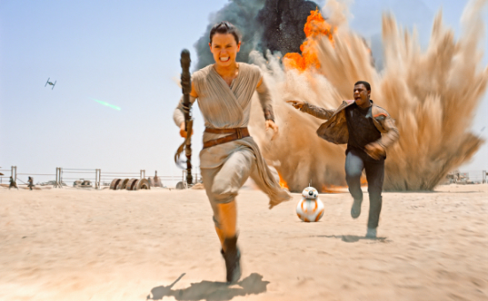 What do we think of the film's new characters Rey, Finn, Poe, BB-8 etc.? Did they live up to our expectations?