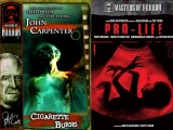 [Bea's Reviews] Masters of Horror: Cigarette Burns [2005] and Pro-Life [2006]