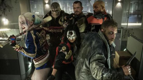 We wish that August was here already so that we can see SUICIDE SQUAD!