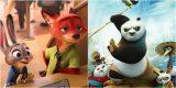 [Video Reviews] Zootopia (2016) and Kung Fu Panda 3 (2016) by BedeJermyn