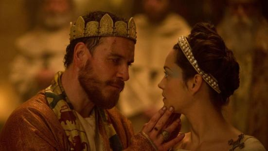 Marcey and Chris finally check out MACBETH starring Michael Fassbender & Marion Cotillard