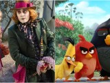 [Video Reviews] Alice Through The Looking Glass (2016) and The Angry Birds Movie (2016) by Bede Jermyn