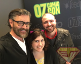 [Oz Comic Con] Interview with Timothy Omundson