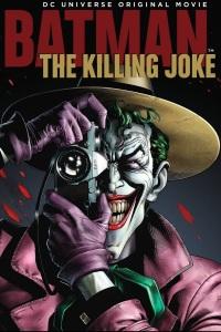 Batman The Killing Joke Poster