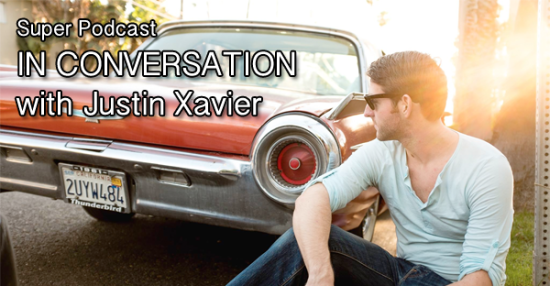 In Conversation Justin Xavier