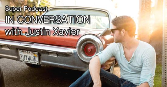 In Conversation Justin Xavier