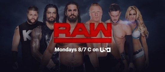 New Raw Banner