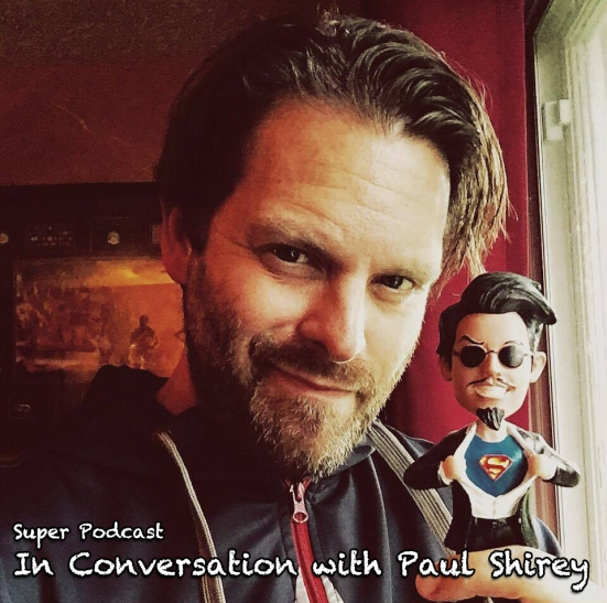 Paul Shirey In Conversation