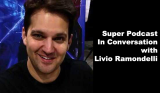 Super Podcast In Conversation: Marcey Chats To Comic Book Artist Livio Ramondelli