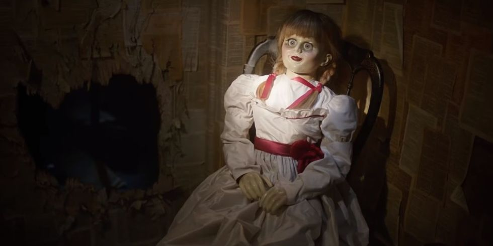 Audio Review Annabelle Creation 2017 The Super Network