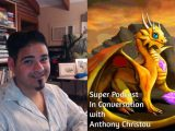 Super Podcast In Conversation: Bede Discusses Art With AnthonyChristou