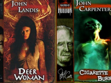 Podcasters Of Horror Episode 4 – Deer Woman and Cigarette Burns