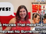 [Video] The Movies That Make Marcey: No Retreat No Surrender(1986)