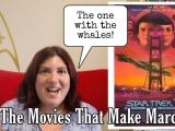 [Video] The Movies That Make Marcey: Star Trek IV The Voyage Home(1986)