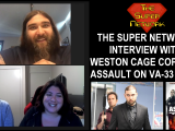 Interview with Weston Cage Coppola for Assault On VA-33(2021)