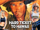 The Tubi Tuesdays Podcast Episode 23 – Hard Ticket To Hawaii(1987)