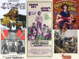 The Ozploit Cast – Episode 4: '1974 to 1975' Stone, Alvin Rides Again, Barry McKenzie Holds His Own, The Love Epidemic and SidecarRacers