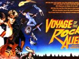 The Tubi Tuesdays Podcast Episode 31 – Voyage Of The Rock Aliens(1984)